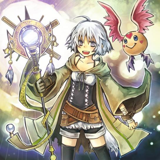 Lyna L'Ammaliatrice della Luce