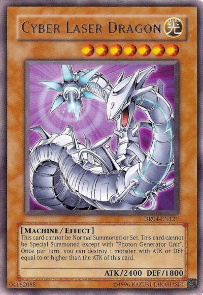 Cyber Laser Dragon