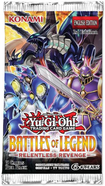 Battles of Legend: Relentless Revenge
