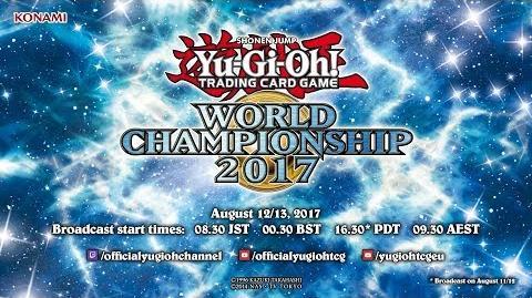 Yu-Gi-Oh! World Championship 2017 Finals Live Broadcast-2