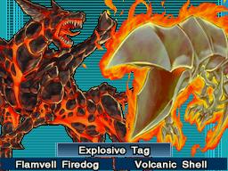 Volcanic Shell