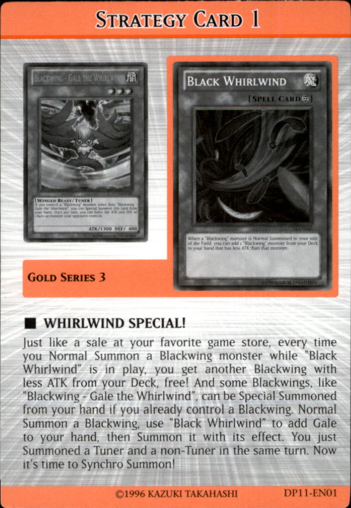 Whirlwind Special!