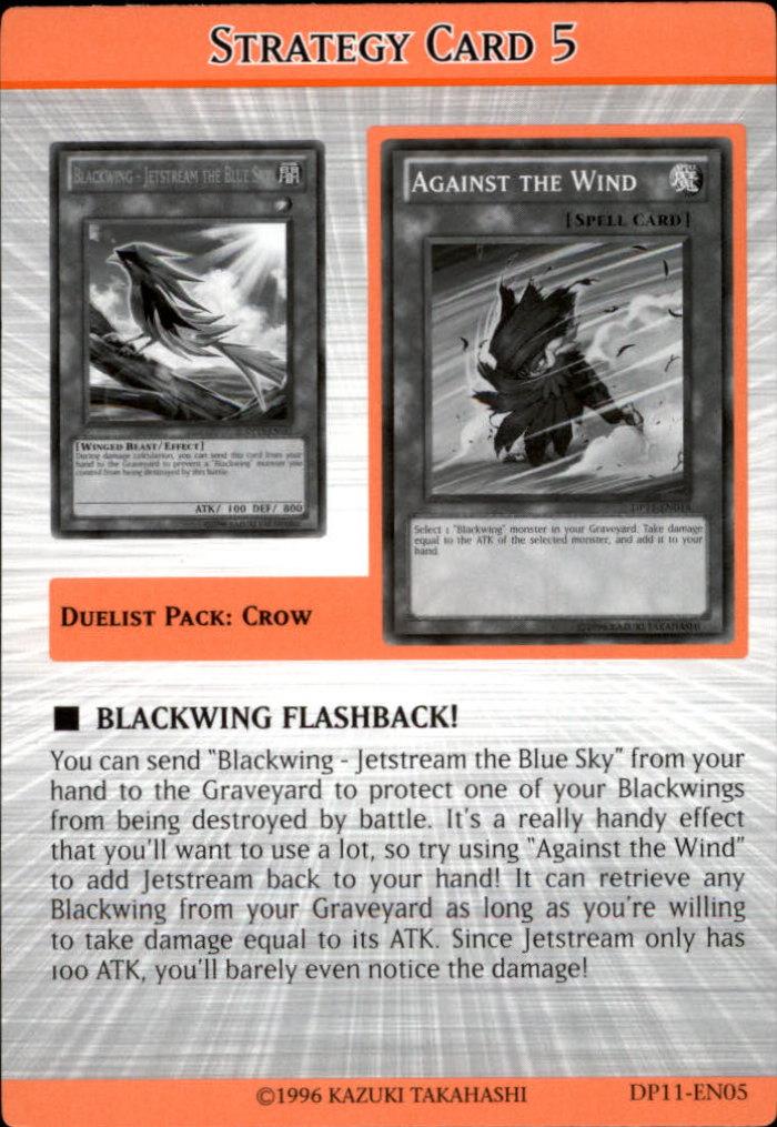 Blackwing flashback!