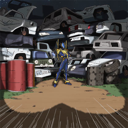 Hero Counterattack (anime)
