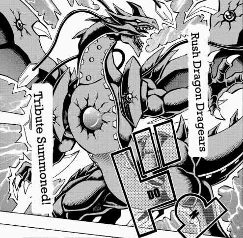 Rush Dragon Dragears (manga)