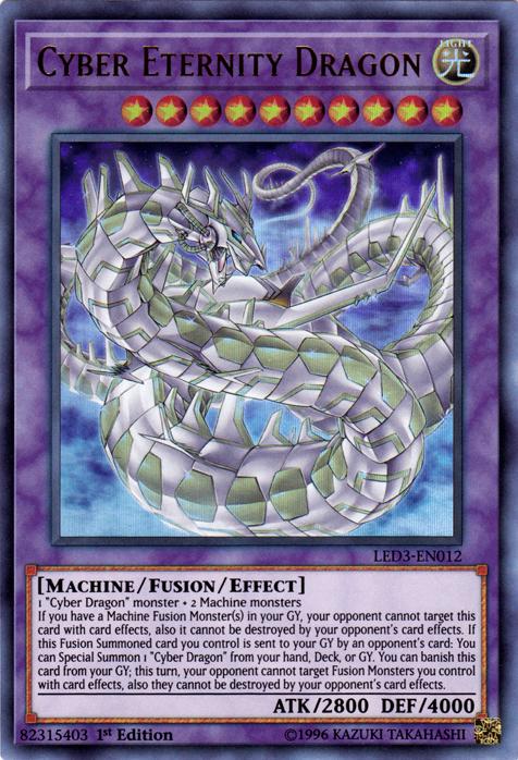 Cyber Eternity Dragon
