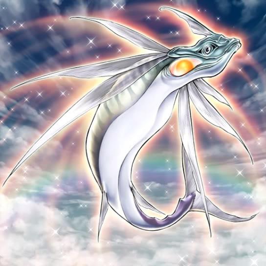 Pesce Volante Dorato