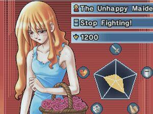 The Unhappy Maiden