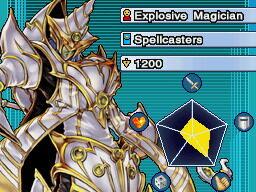 Explosive Magician
