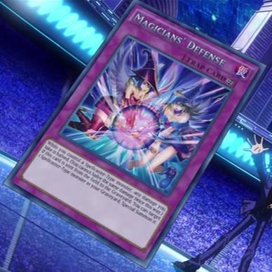 Magicians' Defense (anime)