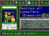 Harpie Lady Sisters (DDM)