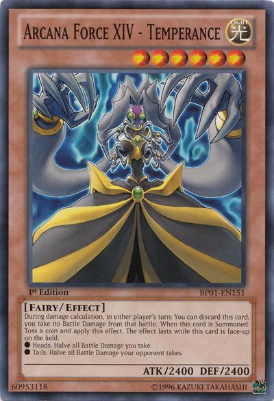 Arcana Force XIV - Temperance