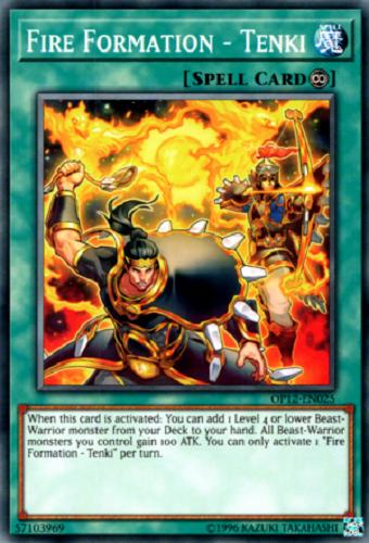 Fire Formation - Tenki