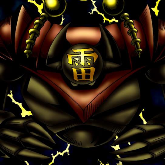 Sanga of the Thunder (anime)