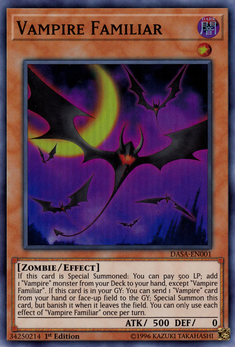 Dark Saviors (TCG-EN-1E)