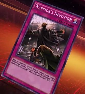 Warrior's Devotion