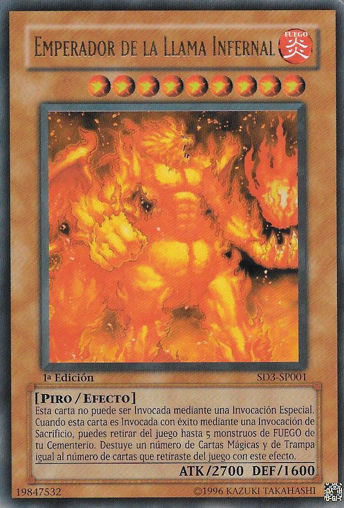 Structure Deck: Blaze of Destruction (TCG-SP-1E)