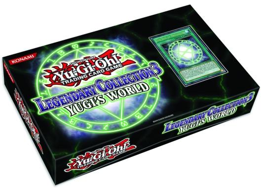 Legendary Collection 3: Yugi's World