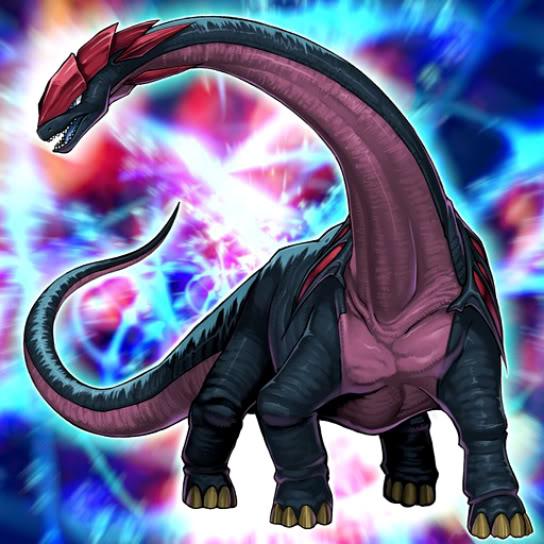 Brachio Sauropode