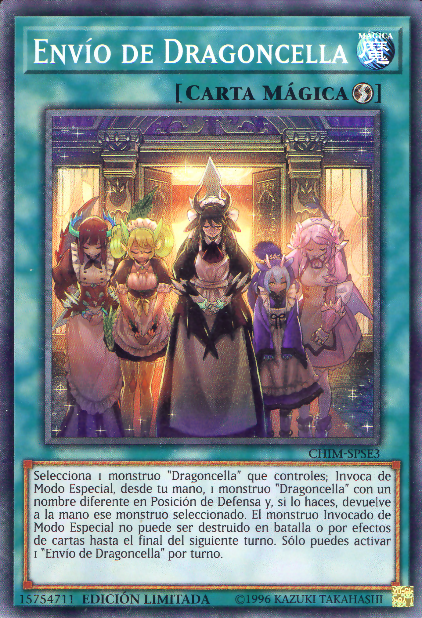Chaos Impact Special Edition (TCG-SP-LE)
