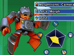 Morphtronic Cameran