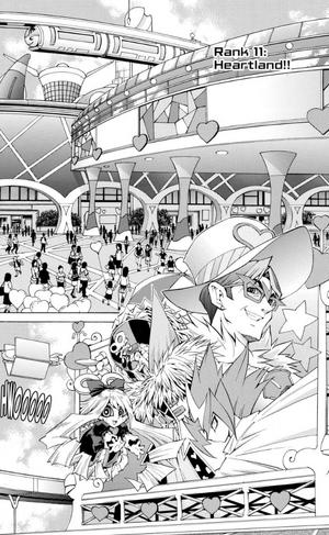 Yu-Gi-Oh! ZEXAL - Rank 011