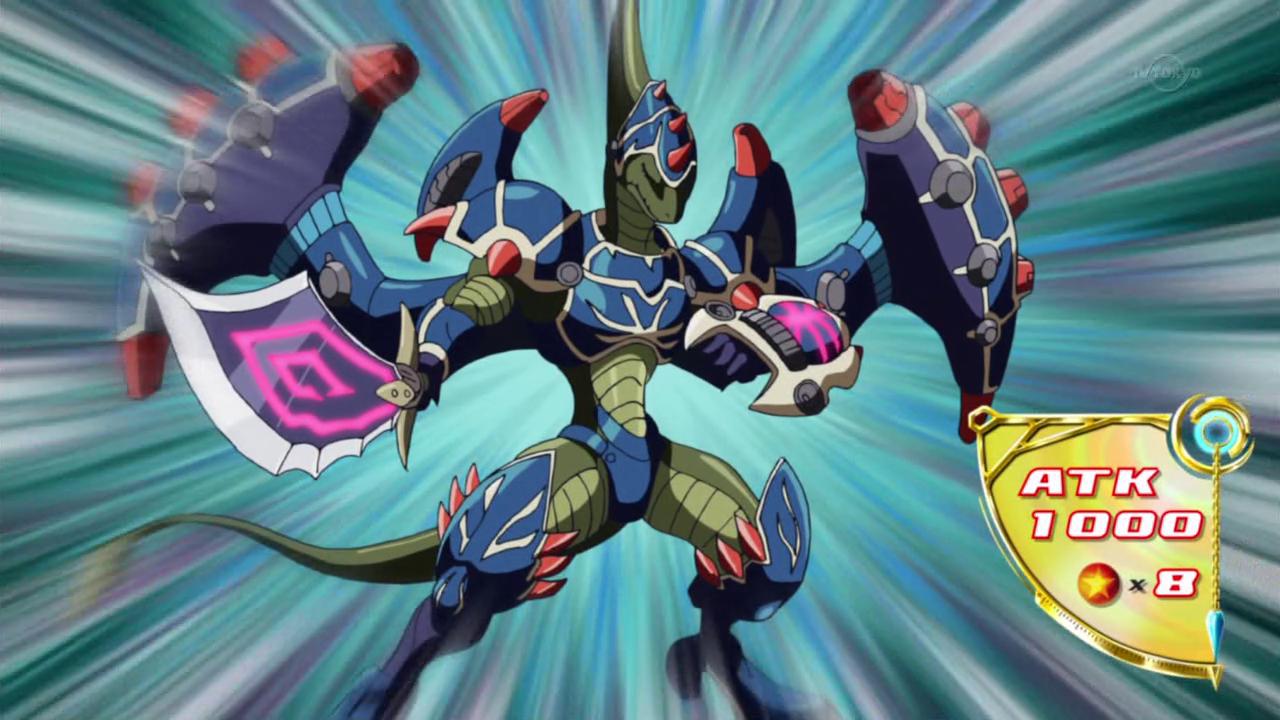 Gladiator Beast Andabata (anime)