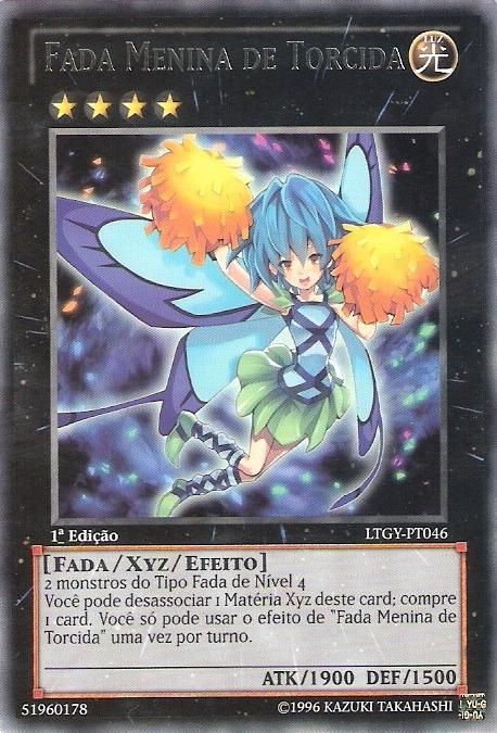 Fairy Cheer Girl