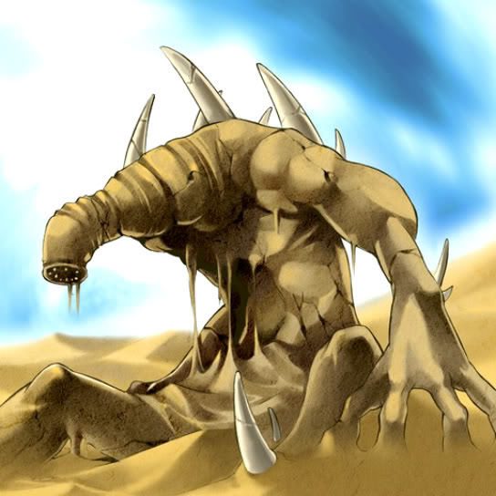 Falena di Sabbia