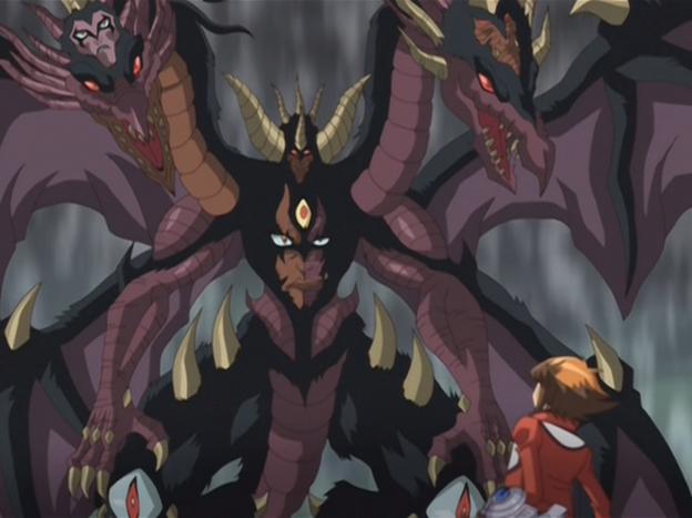 Yubel - The Ultimate Nightmare (anime)