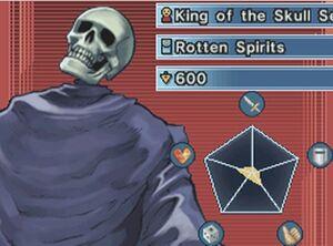 King of the Skull Servants