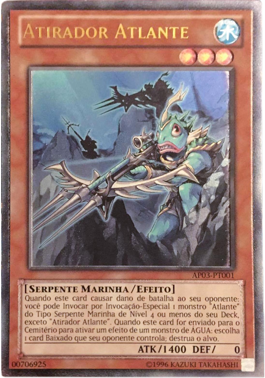 Atlantean Marksman