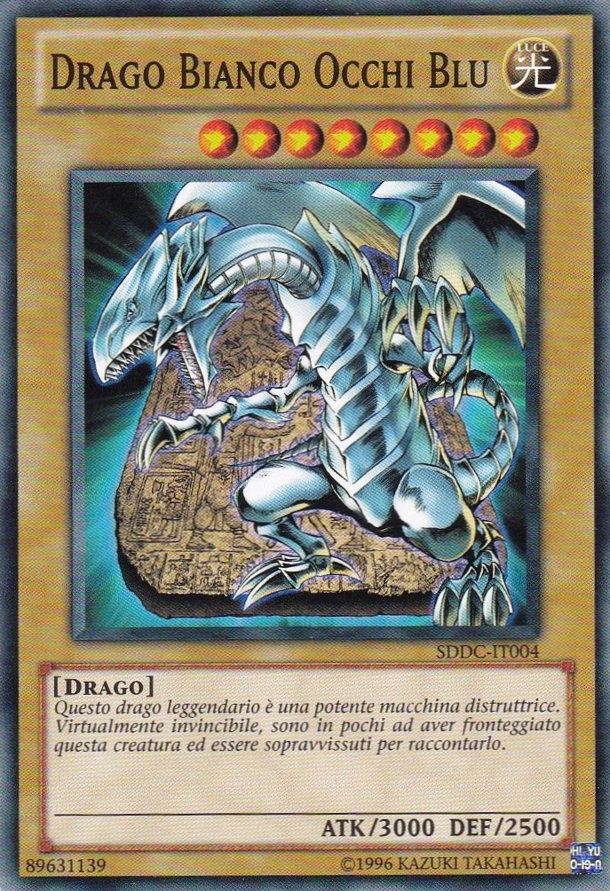 Dragons Collide Structure Deck (TCG-IT-UE)