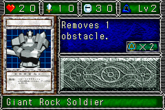 Giant Rock Soldier (DDM)