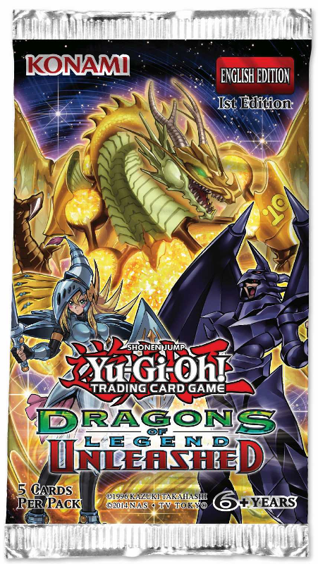 Dragons of Legend: Unleashed