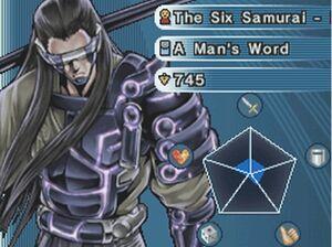 The Six Samurai - Irou