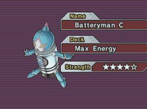 Batteryman C