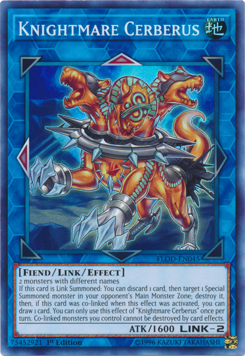 Knightmare Cerberus