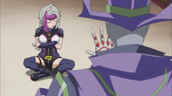 Yu-Gi-Oh! VRAINS - Episode 077