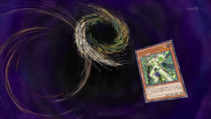 "Various ""Gem-Knight"" monsters banished by ""Fragment Fusion"" in Yu-Gi-Oh! ARC-V"