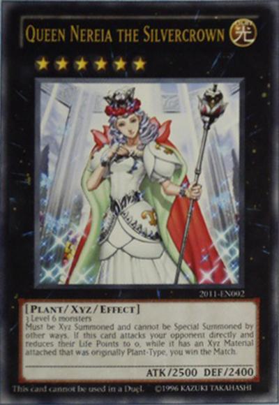 Queen Nereia the Silvercrown