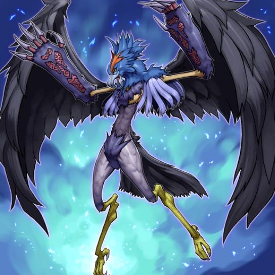 Alanera - Shura la Fiamma Blu