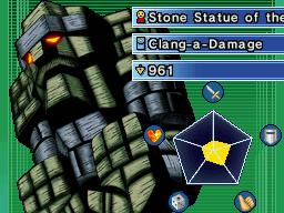 Stone Statue of the Aztecs