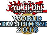 Yu-Gi-Oh! World Championship 2018 prize cards