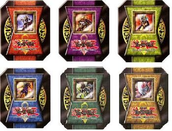 Collectible Tins 2004