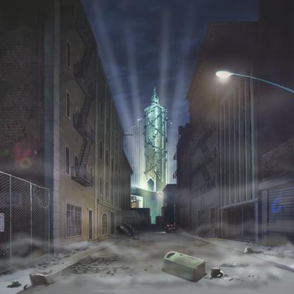 Prison Tower of Darkville