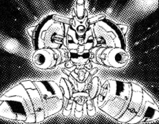 Barbaroid, the Ultimate Battle Machine (manga)