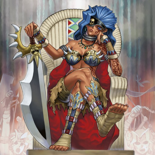 Regina Amazoness
