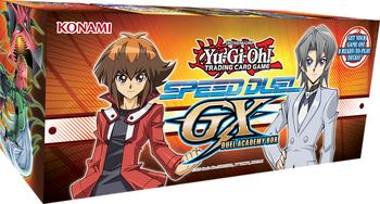 Speed Duel GX: Duel Academy Box