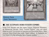 The ultimate Hero Fusion combo